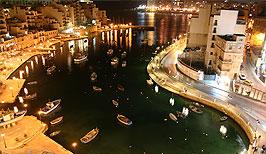 St  Julians - Malta - dovolená a turistické informace